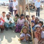 11 Rohingya women and kids flee shelter again