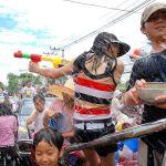 Hat Yai confirms Songkran celebration despite bomb