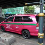 Taxi fare in Thailand to remain unchanged for 3 more months
