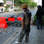 No live bullets fired by police at Thai-Japanese stadium: Thai police chief
