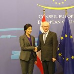 Thai Prime Minister Yingluck Shinawatra satisfied with European trip