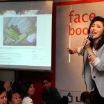 Yingluck Shinawatra urges media to adapt to new technologies