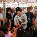 Thai PM Yingluck affirms govt's policy to support tourism industry