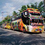 No fatalities as Phuket tour bus overturns