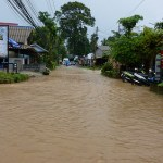 Torrential Rain, Flash Floods Hit Thailand Southern Provinces