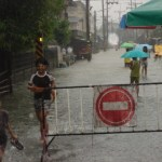 Heavy rains hit Southern Thailand