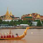 Royal Barge Procession rehearsal to take place today in Bangkok