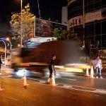 Three policemen killed, three others injured in Bangkok by speeding vehicle