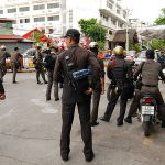 Thai Police Launch Drug Crackdown Operations in Several Provinces