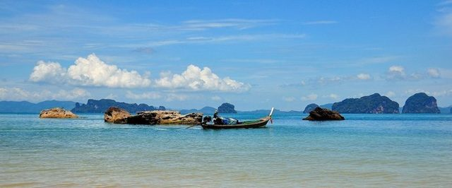 Beach In Thailand Image