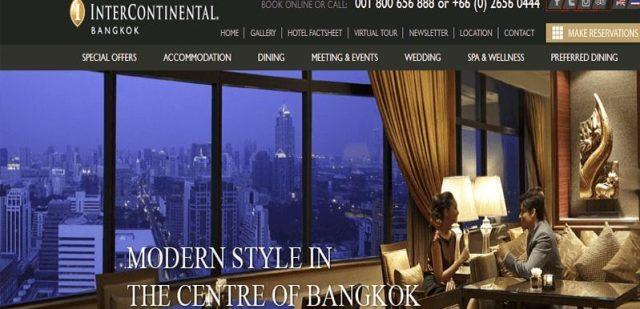 Intercontinental Bangkok Image