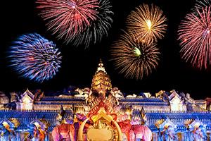 Festival in Thailand