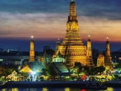Wat Arun- The Temple of Dawn