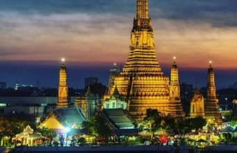 Wat Arun- The Temple of Dawn
