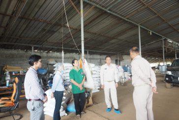 วันที่ 20 สิงหาคม 2561 คณะอนุกรรมการติดตามการดำเนินโครงการเพิ่มประสิทธิภาพและผลผลิตน้ำนมโค จังหวัดสระบุรี นำทีมโดย นายประภาส ภิญโญชีพ ปศุสัตว์ เขต 1 และนายไพรัช ประทุมสุวรรณ ปศุสัตว์จังหวัดสระบุรี