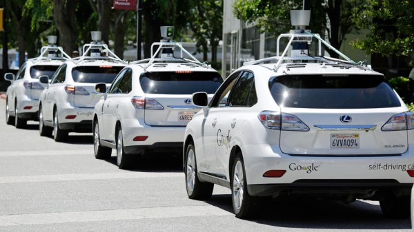 google-car-fleet