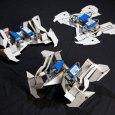 นักวิจัยจาก Harvard และ MIT เจ๋ง พัฒนาหุ่นยนต์ที่ขึ้นรูปจากแผ่นกระดาษและพลาสติก และสามารถประกอบร่างขึ้นมามาเองได้