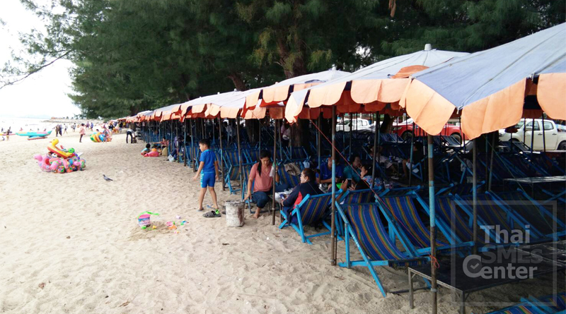 7 อาชีพไปเที่ยวชายหาดต้องเจอ