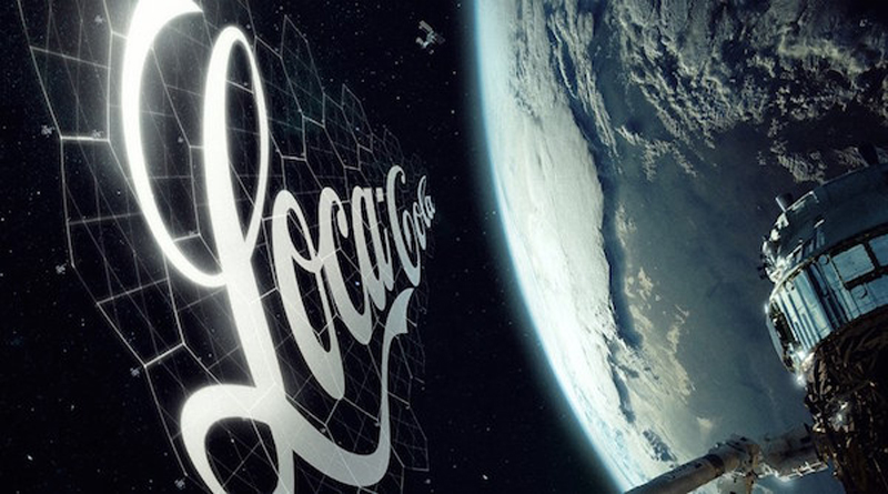 StartRocket ผุดไอเดียส่งโฆษณามาจากอวกาศ