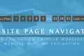 How to add Wordpress Page Navigation in website - Thakur Blogger