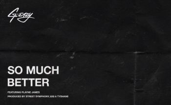 G-Eazy feat. Plane Jaymes – So Much Better