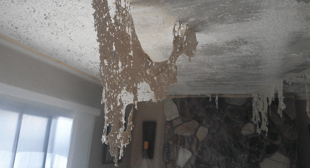 Quad Cities Popcorn Ceiling Removal