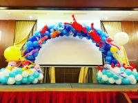 Balloon Arch Decoration | THAT Balloons