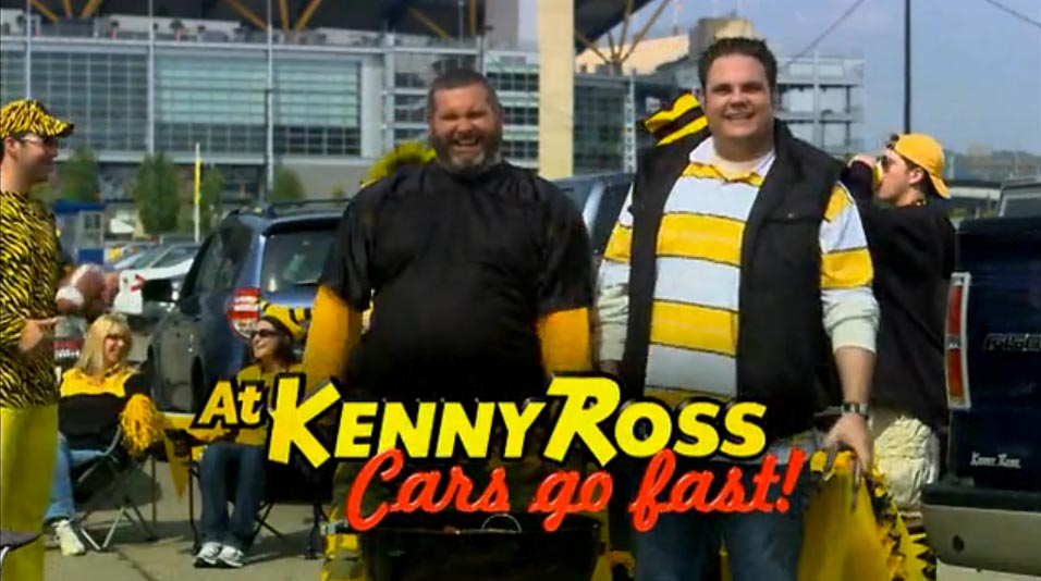 Kenny Ross TV Spot
