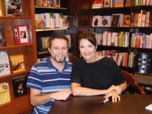 I met Miss Lynda Carter!