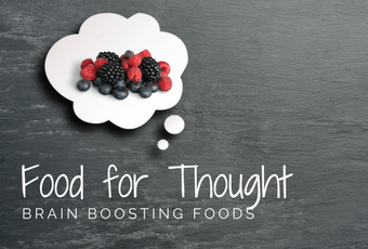 Boost your Brain with these Top Foods for Thought