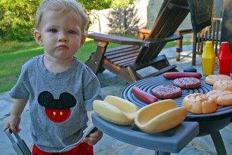 Win a Little Tikes Sizzle 'n Serve Grill - Just in Time For Summer Fun!