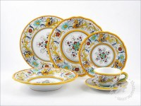 A quick guide to handmade Italian Dinnerware - thatsArte ...