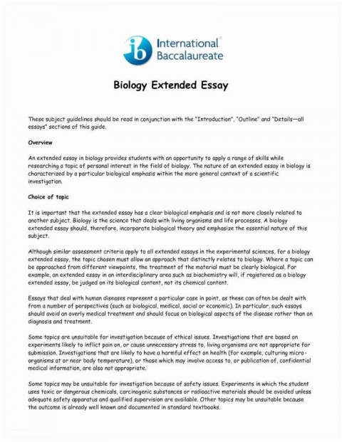 004 Extended Essay Sample Example History ~ Thatsnotus