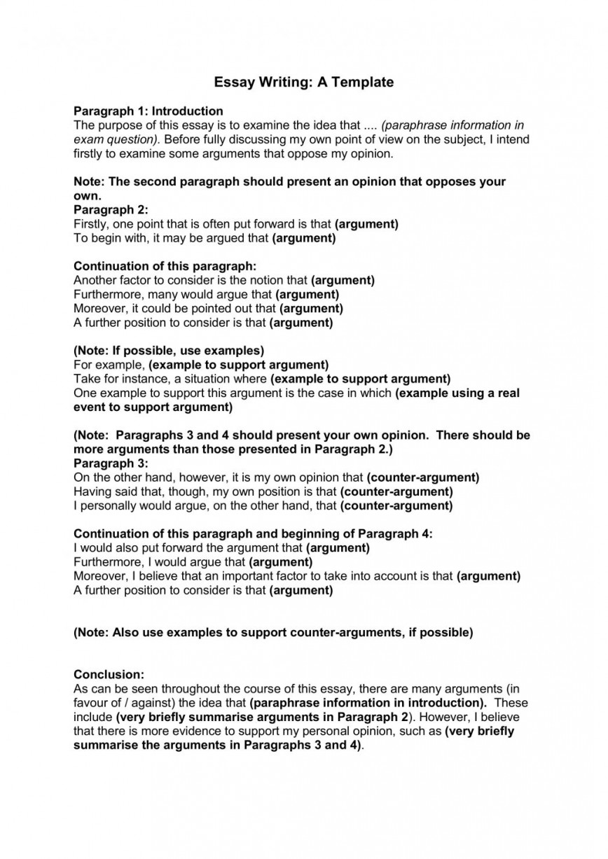 best essay example