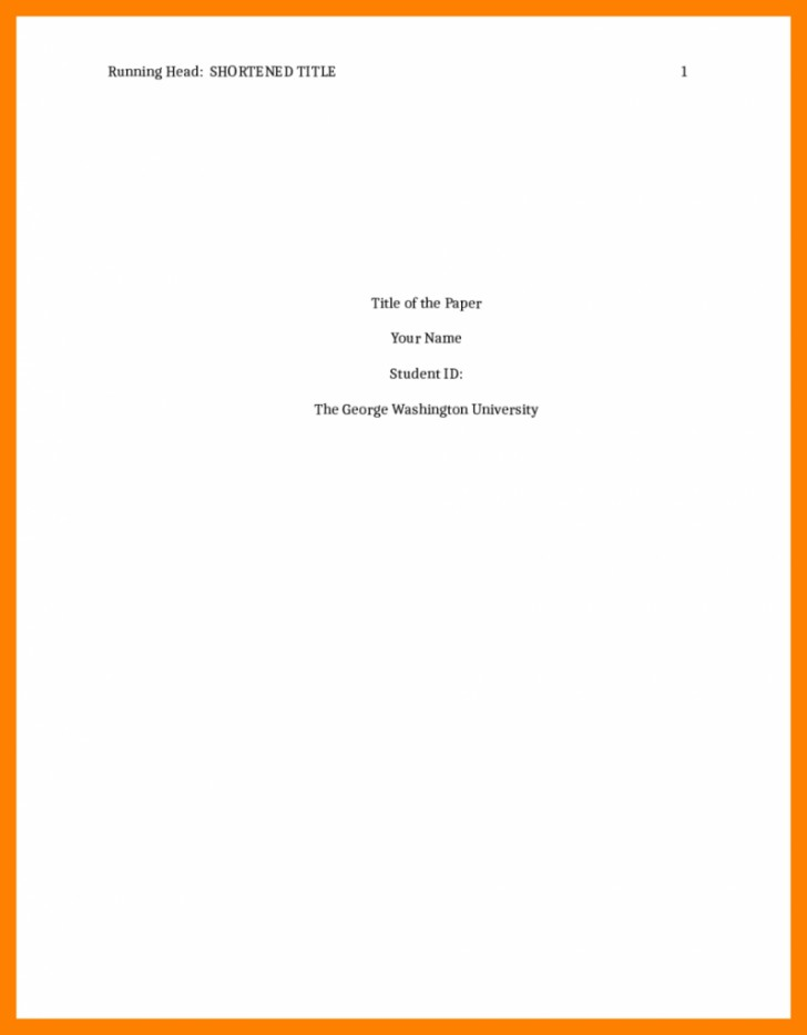001 Essay Example How To Do Cover Page For An ~ Thatsnotus