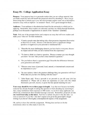 019 Common Application Essay Format Writings And Essays Colleges