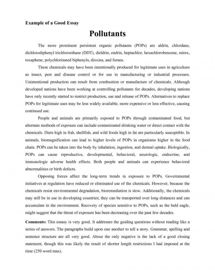 020 College Essay Topics Good Essayss Application ~ Thatsnotus