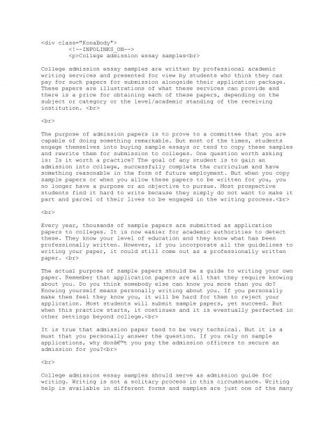 essay high school entrance essay examples high school