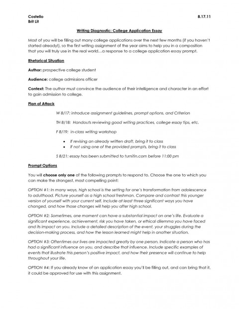 023 Common Application Essay Format Writings And Essays College