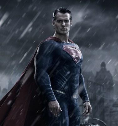 New Superman costume