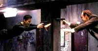 Matrix subway fight