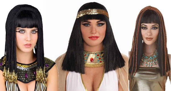 Egyptian Costume Cleopatra Wigs Thatsthestuffnet