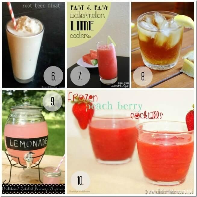 Summer Drinks 2