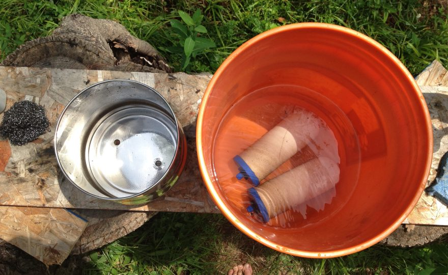 How to Clean an Aquacera Ceramic Water Filter