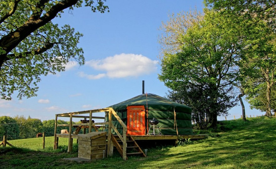 How Much Does It Cost to Buy a Yurt?
