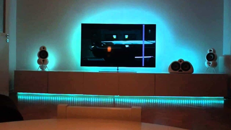 How To Set Up Philips Hue Lightstrips And Create Cool Lighting