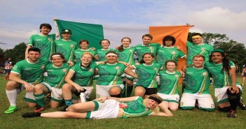 Team Ireland at the Quidditch World Cup