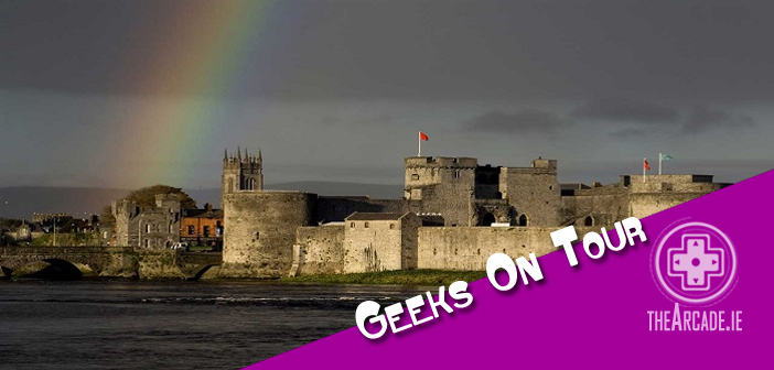 Geeks On Tour – Laughing In Limerick