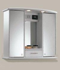 modern shower furniture: Bathroom Cabinets High Gloss White