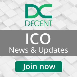 Decent ICO Sale